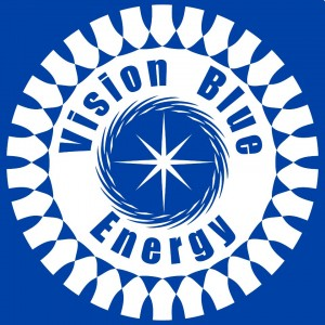 logo vision blue energy
